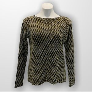 ZARA Chunky Knit Pullover Sweater Size Small